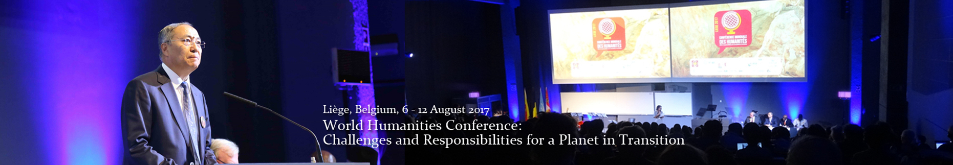 World Humanities Conference: Challenges and Responsibilities for a Planet in Transition  http://www.cipsh.net/web/news-186.htm