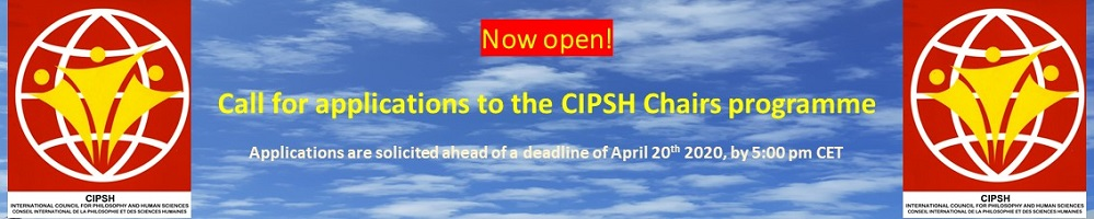 Call for Applications to the CIPSH Chairs Programme  http://www.cipsh.net/web/news-296.htm